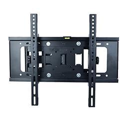 Sunydeal TV Wall Mount Tilt Swivel Arm Bracket for Samsung 3