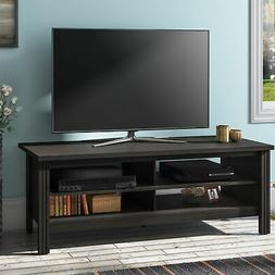 Wampat Farmhouse TV Stand for 65 inch Flat Screen Living Roo