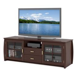 "Sonax WB-1609 Washington Wood Veneer TV/Component Bench, 59"""