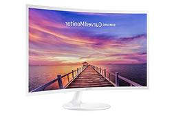 Samsung 32-Inch Widescreen FHD Curved LED Monitor, 1920x1080