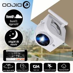 Digoo WIFI HD ONVIF P2P Outdoor Wireless Security IP Camera