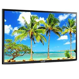 """The World's Thinnest Outdoor LED TV. The Gold Series 60"""" Out"""