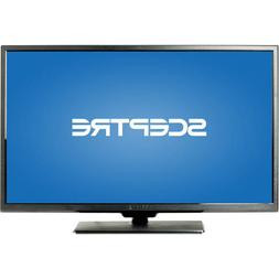 "SCEPTRE X322BV-MQC 32"" LED Class 720P HDTV with ultra slim m"