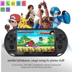 "X9 Portable 5.0"" 8GB 32Bit Video MP3 Player Camera Handheld"