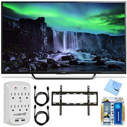 Sony XBR-65X810C - 65-Inch 4K Ultra HD 120Hz Android Smart L