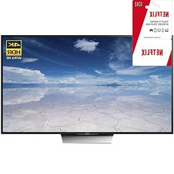 "Sony XBR-85X850D 85"" Class 4K HDR Ultra HD TV with 1 Free Mo"