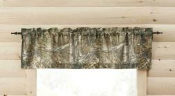 Realtree Xtra Valance, 60inch wide 14-Inch Long